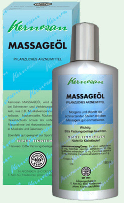 Kernosan Massageöl